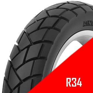 Llanta Rinaldi 130/80-18 R34 Doble Propósito Rider One