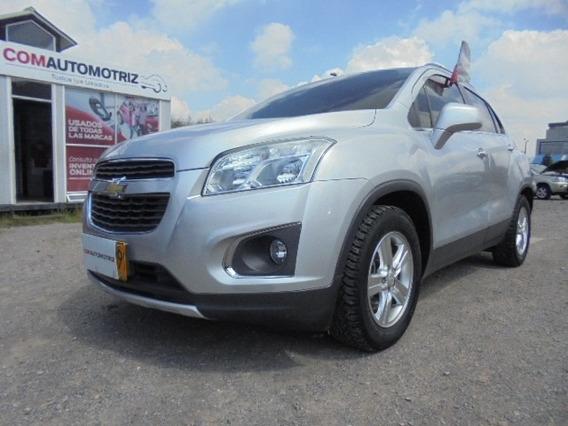 Chevrolet Tracker Lt Cuero Sunroof Automatica