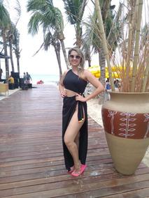 Saída De Praia Luxo