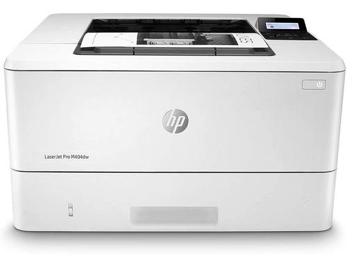 Imagen 1 de 5 de Impresora Hewlett Packard  Laserjet Pro M404dw Monocromatica