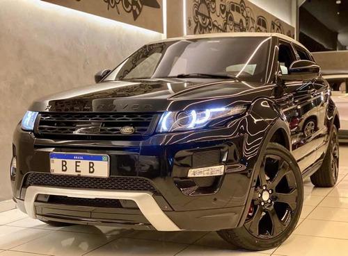 Land Rover Evoque Dynamique Tech 2014 Com Teto Solar