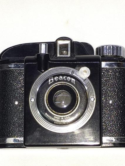 Máquina Fotográfica Antiga - Beacon - Usa - 1940