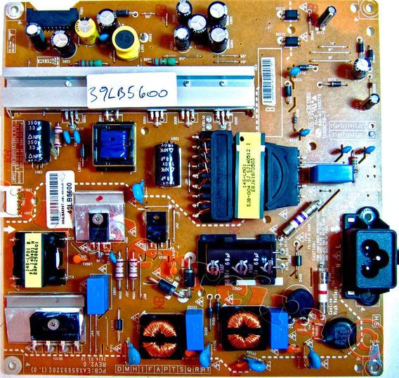 Placa Fonte Lg 39lb5600 42lb5600 42lb5800 Eax65693202(1.0)
