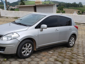 Nissan Tiida 1.8 Sl Flex Aut. 5p 2009