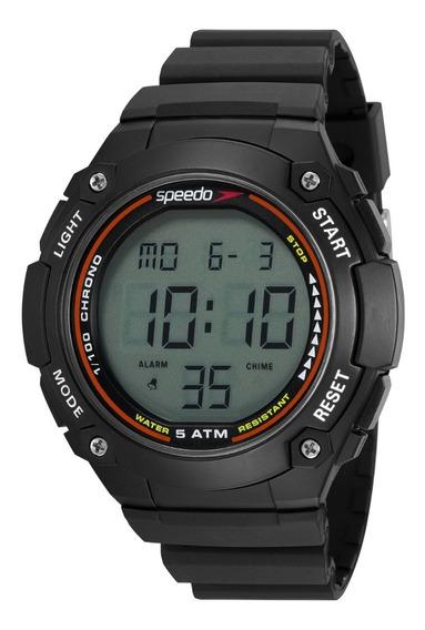 Relógio De Pulso Masculino Speedo Digital 81192g0evnp2