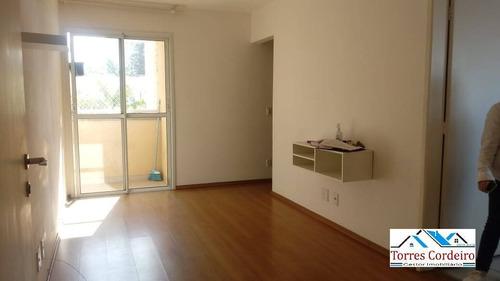 Apartamento De 2 Dormitórios + 1 Vaga -  Vila Andrade - Ap0396