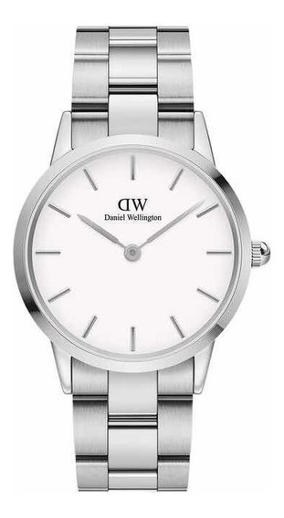 Daniel Wellington | Classic 36mm ( Silver / White )