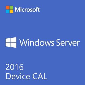 Licença Windows Server 2016 Cals 50 Device Esd - Nfe