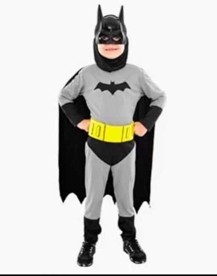 Disfraz Batman Clasico Excelente Halloween