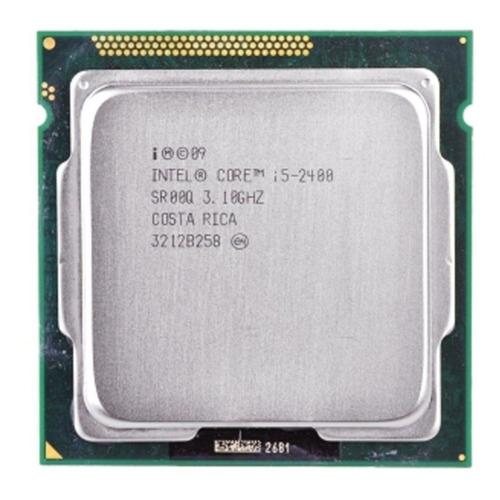 Imagem 1 de 2 de Processador Intel Core I5 2400 6mb Socket 1155 C/ Nf