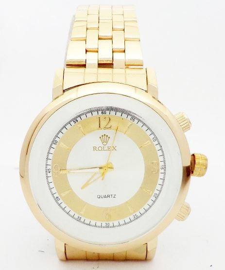 Relógio Rolex Dourado