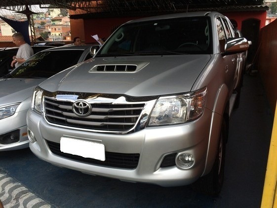 Hilux 3.0 Srv Top 4p 2013 Whast 11 9 7407 3021