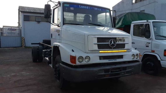 Mercedes Benz L 1218 Chasis Largo