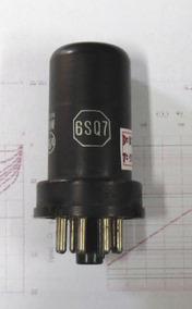 Válvula Eletrônica Antiga Rca Tipo 6sq7.- 254 -