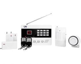 Kit De Alarme Sem Fio On Eletrônicos Guardião Com Discador