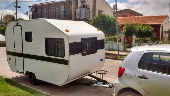 Casa Rodante Aerodinamica 3.50 Dako ¡nueva!
