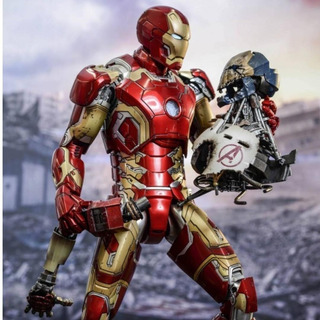 Iron Man Mark 43 - Avengers 1/6 Scale Hot Toys -