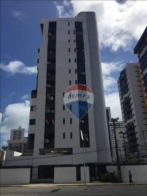 Sala Comercial Em Boa Viagem, Ao Lado Do Shopping Recife - Sa0032