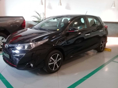 Toyota Yaris S 1.5 7 Cvt 5p