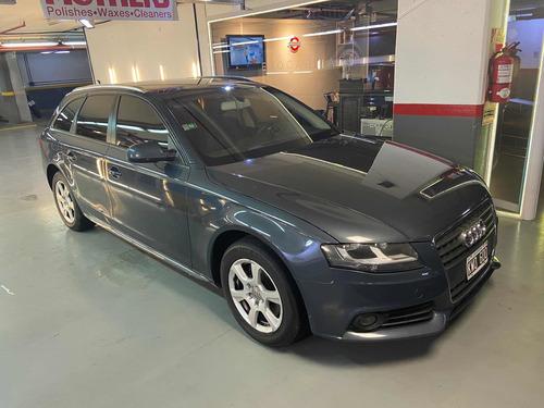 Audi A4 Avant 2011 1.8 Attraction Tfsi Multitronic
