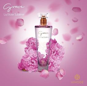 Perfume Grace La Rose Sublime Hinode Original