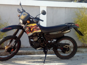 Honda Xr 200 Em Ótimo Estado!!! - 2001