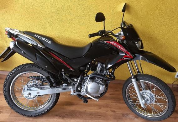 Bros Nxr 150 Preta 2010 Venda