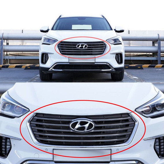 Parrillas Para Hyundai Santa Fe