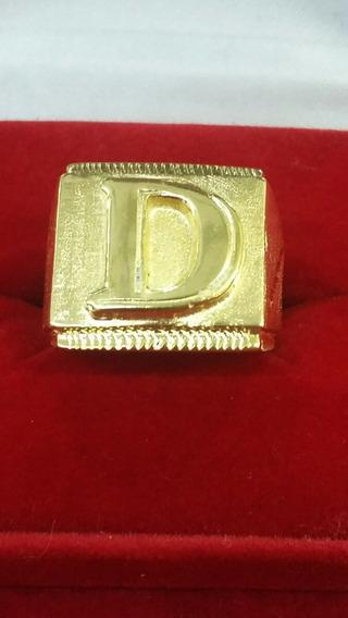 Anéis De Letras Bahado