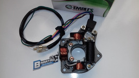 Estator C/ Mesa Bobina Pulso Do Motor Ohc Ml 125 Turuna Xls