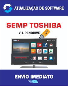 Atualização De Software Tv Semp Ledtv 32l2400 - V2- V2.0.82