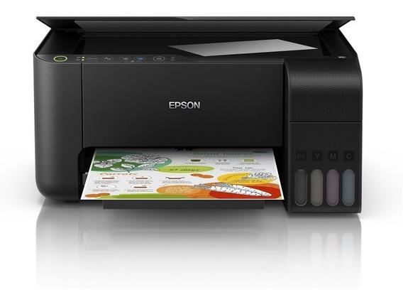 Multifuncional Epson L3150 - Pronta Entrega - C/ Tintas-12x