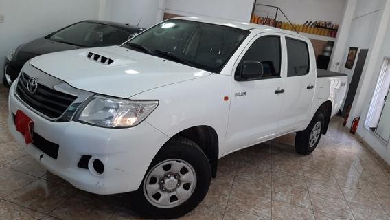 Toyota Hilux 2.5 Cd Dx Pack 120cv 4x4 - C3