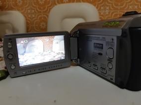 Filmadora Jvc Everio Hdd Camcorder Gz Mg130ub Funcionando
