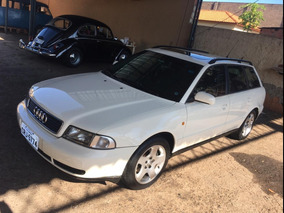 Audi A4 Avant V6 2.8 Ano 98 Tr Kombi Antiga Motos Blindado