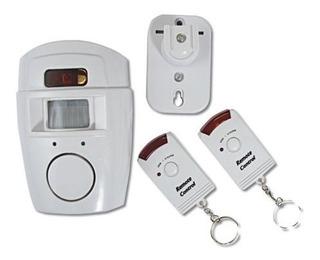 Kit Alarme Residencial Comercial Sem Fio Com Sensor Controle