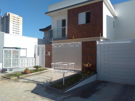 Sobrado Em Ermelino Matarazzo, São Paulo/sp De 60m² 2 Quartos À Venda Por R$ 270.000,00 - So233403