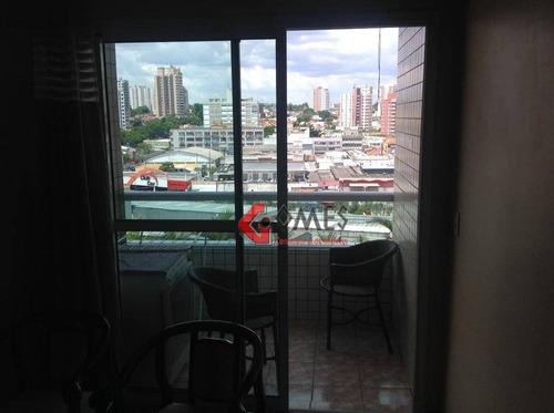 Apartamento À Venda, 86 M² Por R$ 445.000,00 - Vila Dusi - São Bernardo Do Campo/sp - Ap1177
