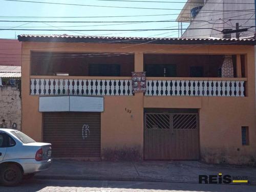 Casa Com 3 Dormitórios À Venda, 190 M² Por R$ 470.000,00 - Parque Das Laranjeiras - Sorocaba/sp - Ca0983