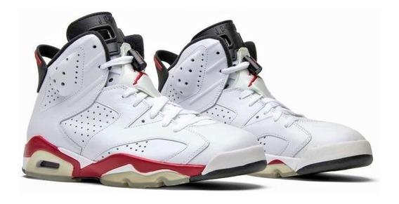 Jordan 6 Retro Bulls (2010) 384664-102 (zeronduty)