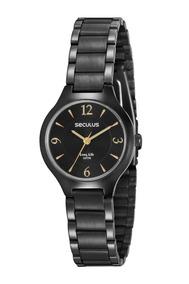 Relógio Seculus Long Life 77017lpsvpa2