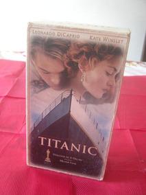 Filmes Em Vhs Titannic