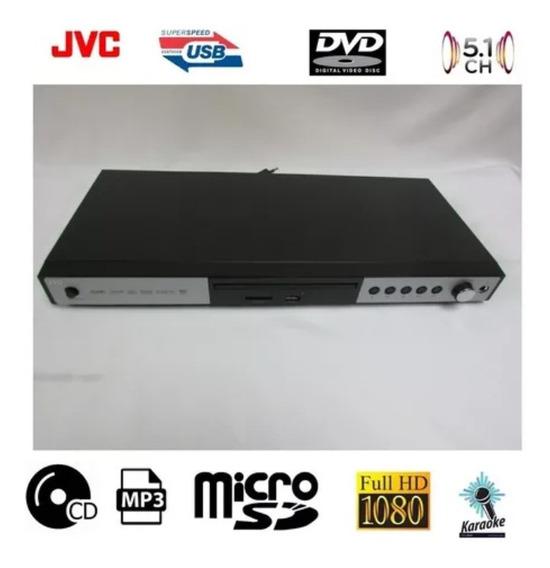 Aparelho Dvd Jvc Novo Lacrado Original!