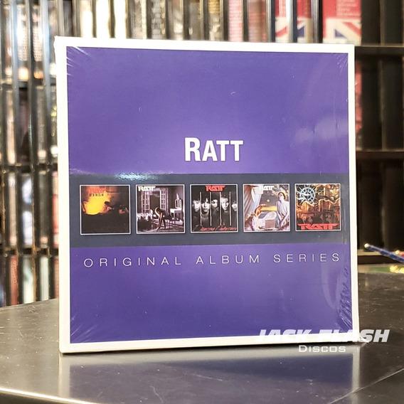 Ratt - Original Album Series 5x Cd