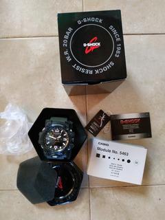 Reloj Casio G Shock Mudmaster Gwg-1000 Triple Sensor