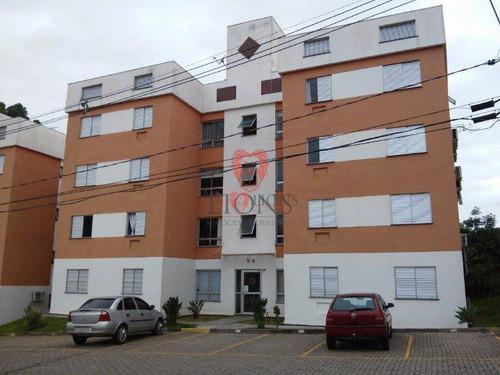 Apartamento Residencial À Venda, Jansen, Gravataí - . - Ap0343