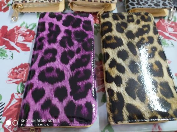 Billeteras Animal Print