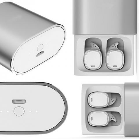 Novo Fone De Ouvido Qcy T1 Pro Sem Fio Bluetooth Earphone