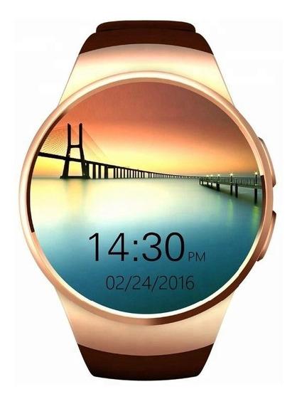Reloj Inteligente King Wear Kw18 Smartwatch Sim Card