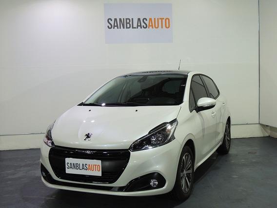 Peugeot 208 Feline 2020 1.6 N Dh Aa Abs Cc San Blas Auto
